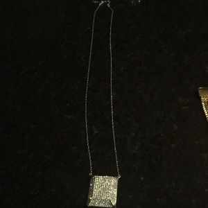Beautiful Vince Camuto necklace.  Silver.